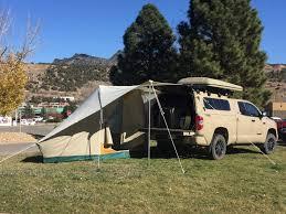 100 Canvas Truck Tent The Ellis S