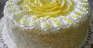 zitronen joghurt torte 1k rezepte