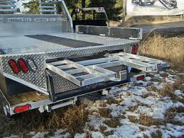 Sled Deck Ramp Width by Silverlake Manufacturing Sled Bed Build And Install With Pictures