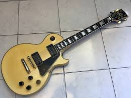 This Is A 1993 Custom That Was Special Ordered By Yamano Music In Japan And It Has Spent Its Life Until I Bought Guitar Originally Antique