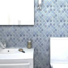 Home Depot Merola Hex Tile by Merola Tile Arabesque Orion 9 7 8 In X 11 1 8 In X 6 Mm