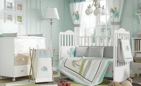 baby bedding sets Green Elephant Crib Collection 4 Pc Crib Bedding