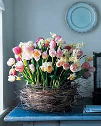 Fantastic Ideas For Simple Floral Arrangements Design 14 Spring Flower Table Centerpieces And