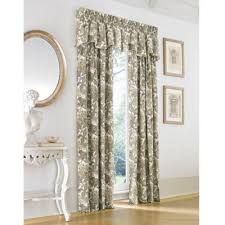 Cynthia Rowley New York Window Curtains by Jacobean Floral Curtains Window Treatments Compare Prices At