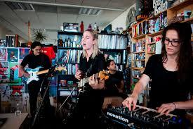 Torres NPR Music Tiny Desk Concert
