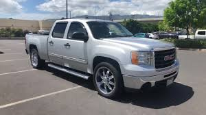 Pre-Owned 2010 GMC Sierra 2500HD SLE Crew Cab Pickup In Waipahu ... Used 2010 Gmc Sierra 1500 Sle For Sale In Bloomingdale Ontario Price Trims Options Specs Photos Reviews Wt Stittsville Dynasty Auto Gorrie Pentastic Motors Hybrid Top Speed Columbia Tn Nashville Murfreesboro With 75 Rcx Lift Youtube 4wd Ext Cab 1435 Sl Nevada Edition Slt Leather Centre Console Bakflip Tonneau