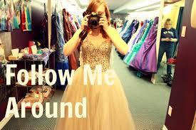 fma u0027s day u0026 prom dress shopping youtube