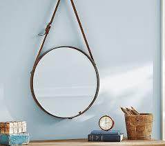 Jackson Round Mirror