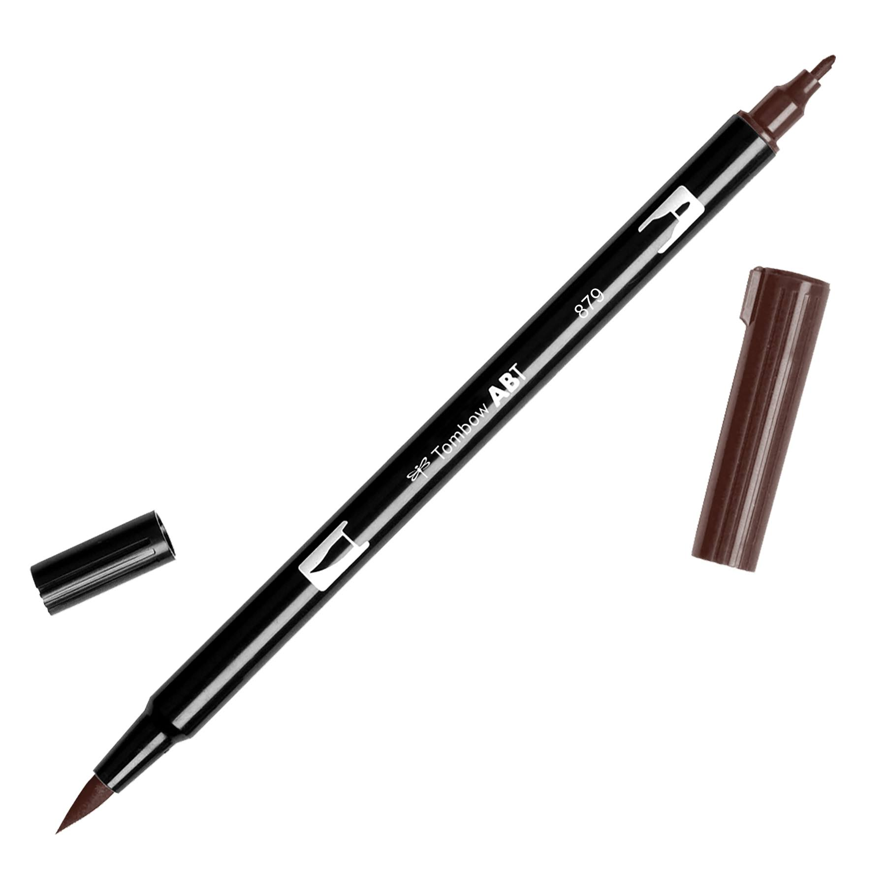 Tombow Dual Brush Marker - Brown