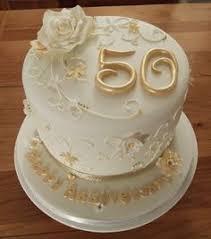 50th Wedding Anniversary Cake Cake That Inc