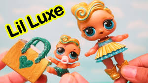 LUXE Gets Sister Toys