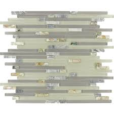 Mother Of Pearl Large Subway Tile by White Glass Subway Tile Kitchen Backsplash Tiles Home Idolza