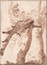 100 Two In One FileNicolas Poussin Silver Birches The Front Fallen C