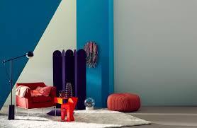 wand streichen ideen für wandgestaltung mit farbe