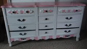 Pink Flower Dresser Knobs by Furniture Elegant Furniture For Vintage Bedroom Decoration Using