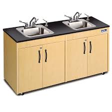 ozark river lil delux child portable water sink double