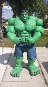 Incredible Hulk Pumpkin Stencil Free by Coolest Homemade Hulk Costumes