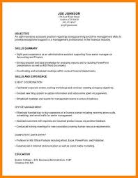 11 combination resume template offecial letter