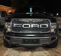 2017 Raptor Grille Installed Today - Page 42 - Ford F150 Forum ... Ford F150 Svt Raptor V142 American Truck Simulator Mods Ats How Hot Are Pickups Sells An Fseries Every 30 Seconds 247 Can A Halfton Pickup Tow 5th Wheel Rv Trailer The Fast Untitled 1 Sees Growing Demand For Natural Gas Vehicles Like 19992018 F250 Tonnopro Trifold Soft Tonneau Cover 1938 To 1940 For Sale On Classiccarscom Isuzu Dump Together With Caterpillar Also Green Transformer Powernation Week 42 1934 Youtube 2015 Shine Bright All Year Long Motor Trend Hemmings Find Of The Day 1942 112ton Stake Daily 1941 1943