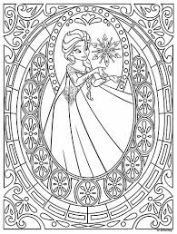 101 Frozen Coloring Pages July 2017 Edition