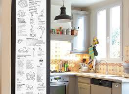 tapisserie pour cuisine papier peint original décor mural en édition limitée lé unique