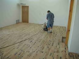 Wood Floor Leveling Filler by Sprung Wood Dance Floor 11 Steps