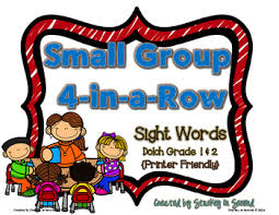 Small Group 4 In A Row