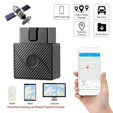 100 Truck Gps App Details About OBD2 GPS Tracker Real Time Vehicle Tracking Device OBD II Car Locator US