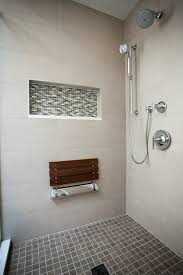 Century Tile And Carpet Naperville by Contemporary Oasis In Naperville Il Large Shower With Handheld