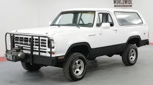 1975 Dodge Ramcharger For Sale Near Denver, Colorado 80216 ...