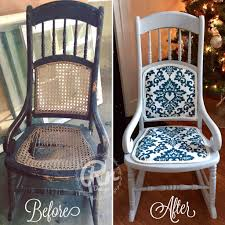 Refurbished 1800s Antique Rocking Chair   Renee Rose Design In 2019 ... How To Paint An Outdoor Metal Chair Howtos Diy 10 Rocking Ideas To Choose Upholster A Part 1 Prodigal Pieces Broken Repurposed Into Shelf Vintage Makeover Noting Grace Yard Sale Addicted 2 Liverpool Antique Oak Fabric Arm Platform Glider Dtown Oklahoma City Leisure Made Pearson White Wicker With Tan Cushions 2pack Wood Log Wooden Porch Rustic Rocker Diy Plans Nanny Network