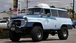 Cannonball Bale Beds by 1957 International Model A 160 Stake Truck International Trucks