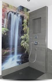 duschrückwand statt fliesen jetzt individuell gestalten