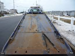 USED 2009 FORD F650 ROLLBACK TOW TRUCK FOR SALE IN IN NEW JERSEY #11280