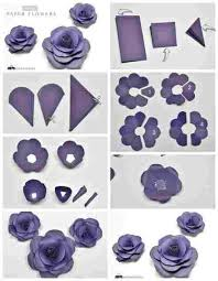 To Make Flower Vase With Paper Step By A Very