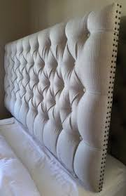 Amazon King Tufted Headboard by Decoration King Upholstered Headboard Coccinelleshow Com