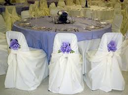 Dreams- Ivory Chair Covers,tie Back Chair Covers Sterling ...