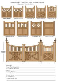 100 Building A Garden Gate From Wood Construction Ideas