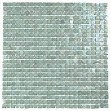blue green recycled glass mosaic tile contemporary mosaic tile