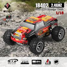 Original WLtoys 18402 2.4GHz 4WD 1/18 25km/h Brushed Electric RTR ... Rc Adventures Trail Truck 4x4 Trial Hlights 110th Scale 345 Flashsale For Dhk Hobby 8384 18 4wd Offroad Racing Ecx 110 Circuit Brushed Stadium Rtr Horizon Hobby Crossrc Crawling Kit Mc4 112 4x4 Cro901007 Cross Car Toy Buggy Off Road Remote Control High Speed Brushless Electric Trophy Baja Style 24g Lipo Tozo C5031 Car Desert Warhammer 30mph 44 Fast Do Not Have Money Big One Try Models Cars At Koh Buy Bestale 118 Offroad Vehicle 24ghz Toyota Hilux Goes Offroading In The Mud Does A Hell Of Original Hsp 94111 4wd Monster