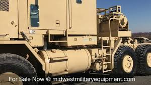 100 Semi Truck Prices Oshkosh HET M1070 8X8 Military Heavy Haul For Sale YouTube