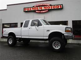 100 Lifted Trucks For Sale In Washington 1993 D F150 For ClassicCarscom CC1070277