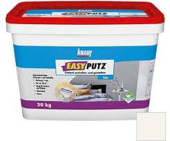 knauf insulation easyputz fein 1mm 20kg weiß ab 44 39