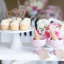 Graduation Decoration Ideas Martha Stewart by A Pretty In Pink Graduation Party Complete With Sweet Dessert Bar