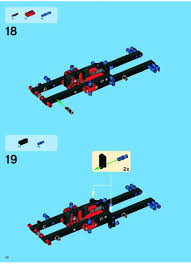 100 Lego Truck Instructions LEGO Race Truck 8041 Technic Selact