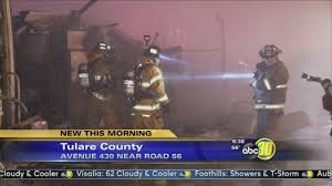 Reedley Pumpkin Patch fire crews able to contain packing house fire near reedely abc30 com