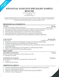 Accounts Payable Supervisor Resume Samples Objective Specialist For Example Account Examples