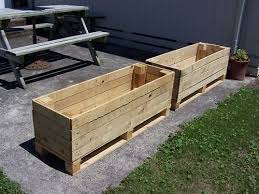 Garden Planter Boxes Raised Vegetable Beds Best Ideas Inspiration Model Wooden Rectangle 2