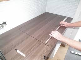 küchenarbeitsplatte zuschneiden und einbauen die