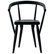 100 Bertolini Furniture Lina Black Painted Ash Chair Designed By Patrizia For